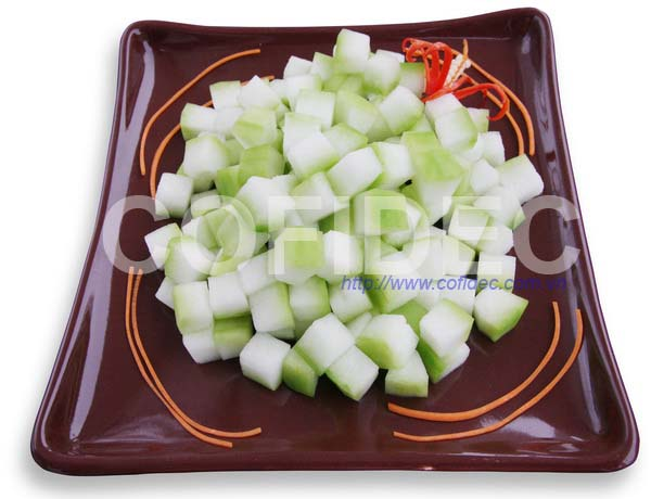 Winter Melon Dice cut